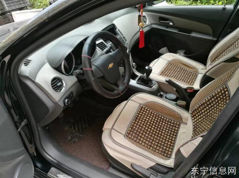 出售2012年雪佛兰科鲁兹 ¥4万