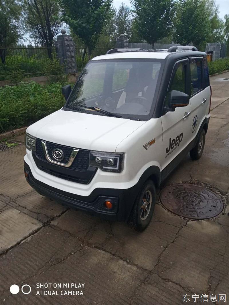 电动四轮轿子 ¥1.1万